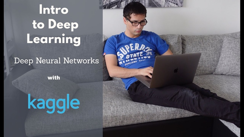 2 Part II Learn with me on Kaggle Introduction to Deep Learning Deep Neural Networks