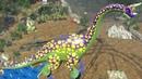 Лего Динозавры.Динозавр Брахиозавр Новый вид.Мультики про Динозавров.Мультики для Детей.Lego