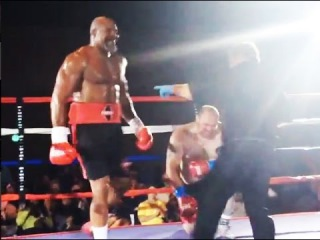 Shannon Briggs vs Richard Carmack KO-1 and Highlights in Mississippi