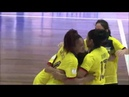 Equador 1x1 Uruguai Copa América de Futsal Feminino 16 12 2019
