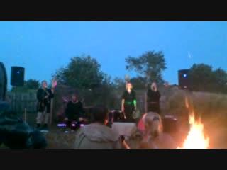 NYTT LAND - фрагменты концерта