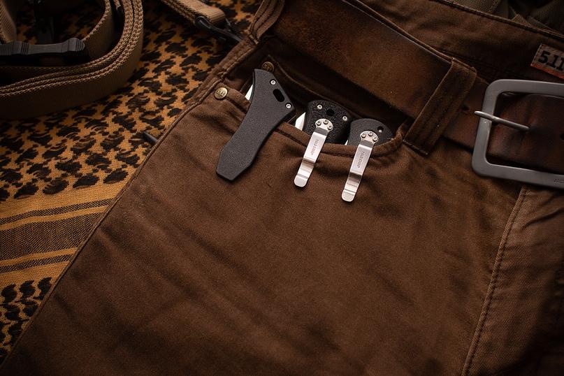 Карманные мечи от Cold Steel, изображение №3