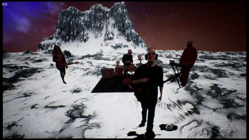 Devin Townsend Mountain LIVE Devin's Crappy Halloween Party 2020