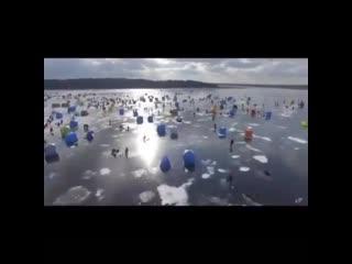 Первый лед на Сахалине
