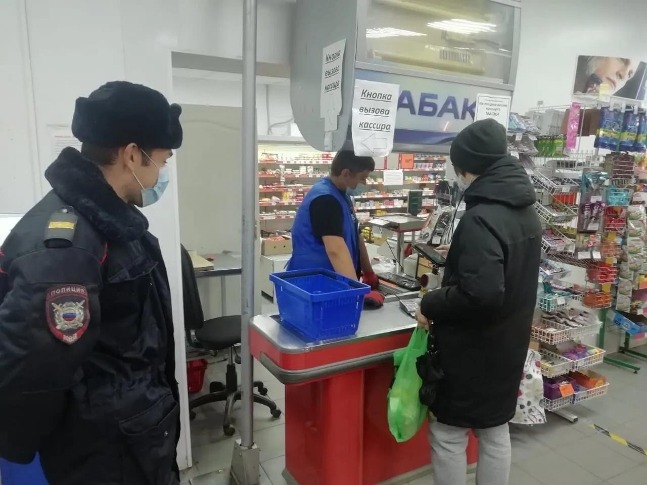 В Петровске в ходе очередного межведомственного рейда выявили нарушение противоэпидемических требований