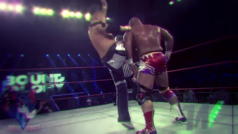 Michael Elgin vs Naomichi Marufuji Highlights Impact Wrestling Bound For Glory2019 Single