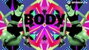 Toomanylefthands Hedegaard - Work That Body (Lyric Video)