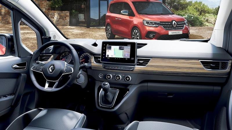 2021 Renault Kangoo INTERIOR