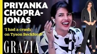Priyanka Chopra-Jonas on Nick, Camp Rock & teenage crushes