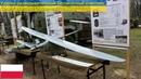 Ударно разведывательный беспилотный комплекс Сокол БПЛА камикадзе Warmate Украина Польша