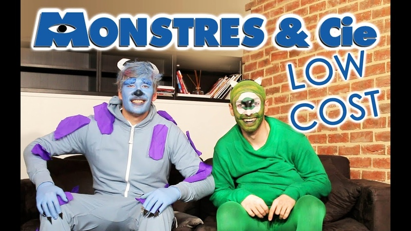 MONSTRES CIE LowCost (Alex Ramires Geremy Credeville)
