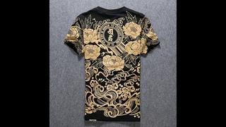2020 новое поступление футболка homme печать o образным вырезом мужские футболки из хлопка футболка хип хоп популярный логотип