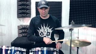 """""""Король и Шут"""" """"Ром"""" Drum Cover by Alexey Morozov #drum_cover #korol_i_shut"""