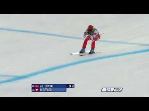Alpine Skiing Olympic Champions in Men's Downhill 1948 2018