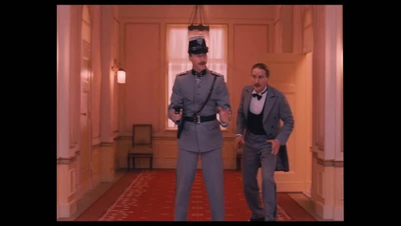 Война за отель Отрывок из к ф Отель Гранд Будапешт