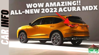 THE BEST!! All-New 2022 Acura MDX Type S Price, Review, Release Date |Acura MDX Interior & Exterior