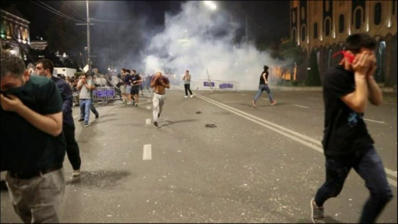 Армения нанесла ракетный удар по мирному населению Азербайджана НАТО усиливает Европу против Рахи