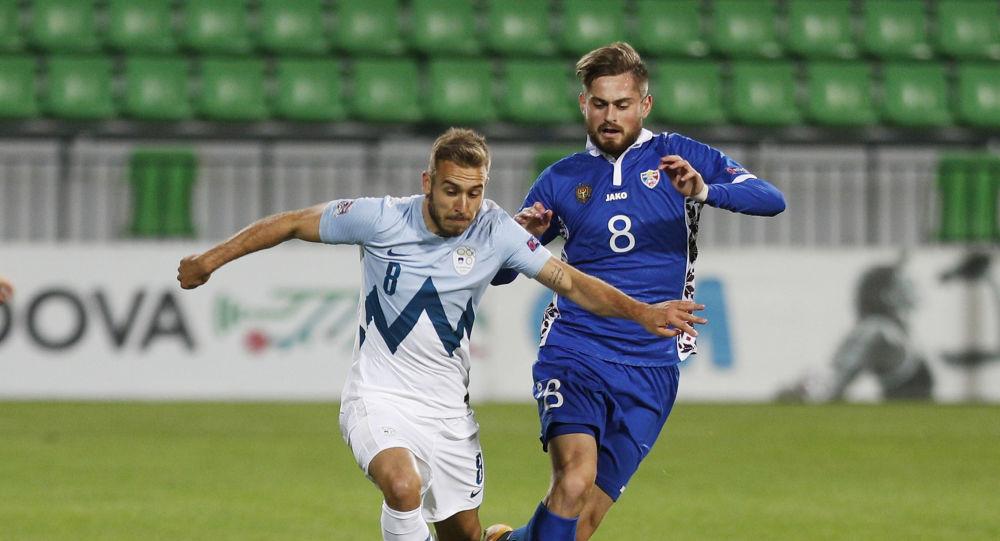 Молдова - Словения, 0:4. Лига Наций