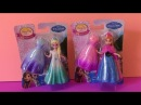Disney Frozen Anna and Elsa MagiClip Dolls