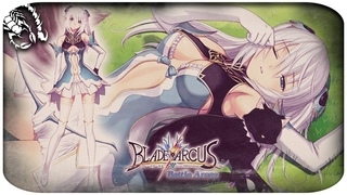 BLADE ARCUS from Shining - Story Mode - Altina