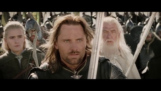 The Lord of the Rings 2003   Final stand and battle 1080p