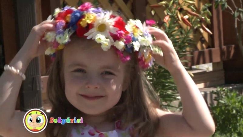 Alexandrina Frunză - Multe flori / SCĂPĂRICI /