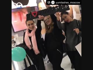 WE LOVE YUMI LASHES