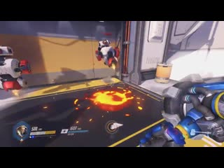 Overwatch updated the interactions between all stuns to be more consistent