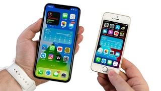 iOS 14: iPhone SE 2016 vs. iPhone 11 Pro Max... 4 года как один миг. Все еще может?