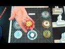 Paper Edger Punches Create Beautiful Flowers.wmv