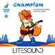 LITESOUND - Champion (the 2nd European Games Song)