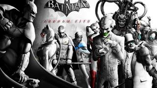 Batman: Arkham City - Серия 1 - Город безумцев