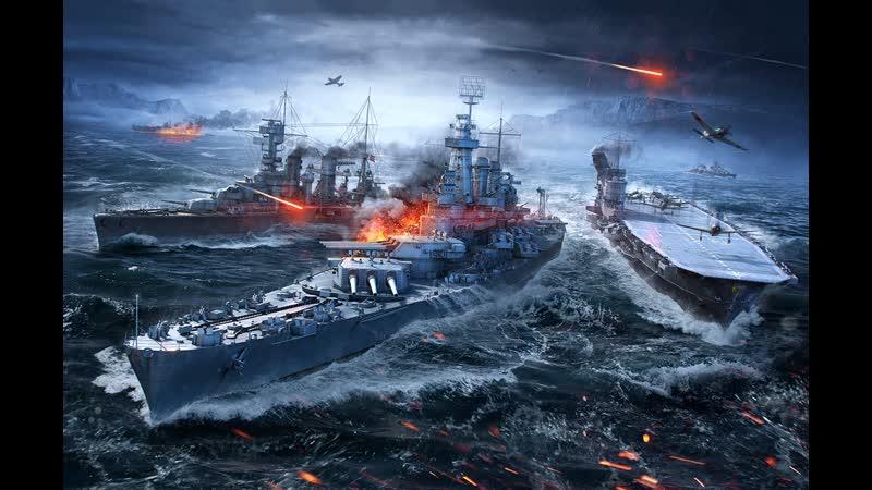С е.альником в Сосновое море! World of Warships! ох.нная обоссанная игра, рекомендую! 18