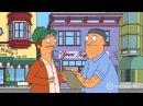 Bob's Burgers | Бургеры Боба (Закусочная Боба) - 1 сезон 3 серия (2х2)
