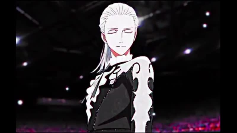 Yuri on ice edit
