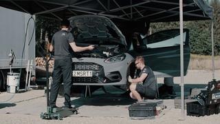 Новый Ford Fiesta Rally3: презентация