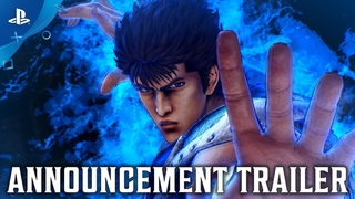 Fist of the North Star: Lost Paradise - E3 2018 Announcement Trailer   PS4