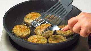 КУРИНЫЕ КОТЛЕТЫ на выбор, для вкусного обеда или ужина. 4  Рецепта от Всегда Вкусно!