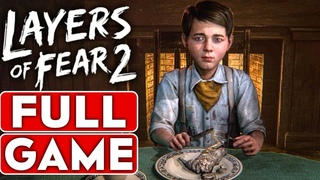 LAYERS OF FEAR 2 Gameplay Walkthrough Part 1 FULL GAME [1080p HD 60FPS PC] - No Commentary