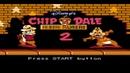 Chip 'n Dale Rescue Rangers 2 NES No Death Walkthrough Прохождение без смертей