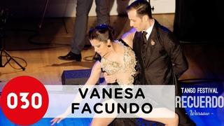 Vanesa Villalba and Facundo Pinero – A Evaristo Carriego, Warsaw 2017 #VanesayFacundo