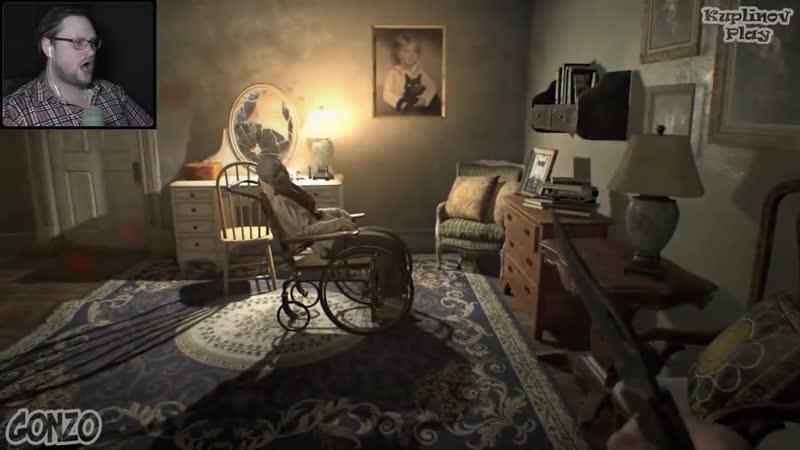 [Gonzo] Resident Evil 7 Biohazard за 28 минут с Куплиновым