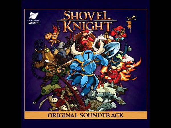 Shovel Knight OST In the Halls of the Usuper Pridemoor Keep