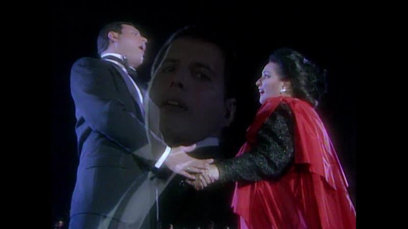 Freddie Mercury-How Can I Go On (La Nit Performance)