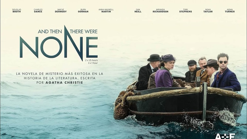 Заставка к сериалу И никого не стало And Then There Were None Opening Credits