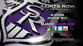 Saint's Row: The Third Official Trailer