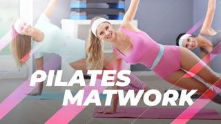 Pilates Matwork – тренер Жанна