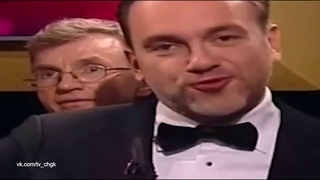 """Дмитрий Брейтенбихер зажигает на """"Что? Где? Когда?"""" (Blur версия)"""