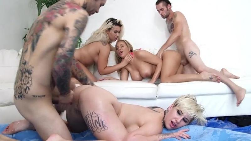 Olivia Austin, Kenzie Taylor, Yhivi, Assh Lee, Dylan Phoenix Part 1 HD porno, group sex, orgy, big ass, deep