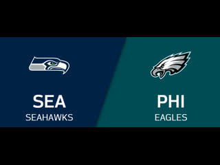 Nfl 2019-2020 / wild card / seattle seahawks philadelphia eagles / 1h / en